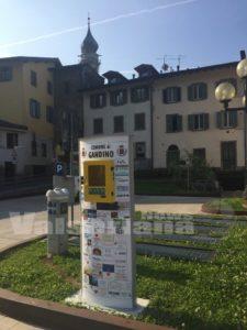 """""""Cuorealsicuro"""": a Gandino, Cirano e Barzizza installati tre nuovi defibrillatori pubblici"""