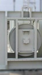 Testata di rinvio elevatore a tazze